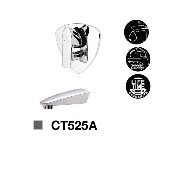 Sen tắm nóng lạnh âm tường CT525A