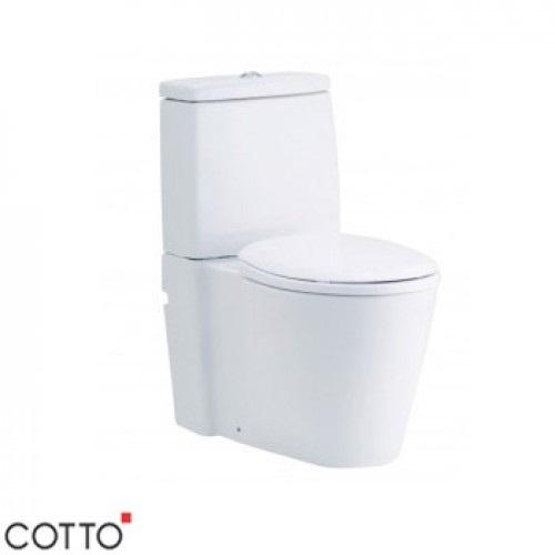 Bồn cầu Cotto 2 khối C12017