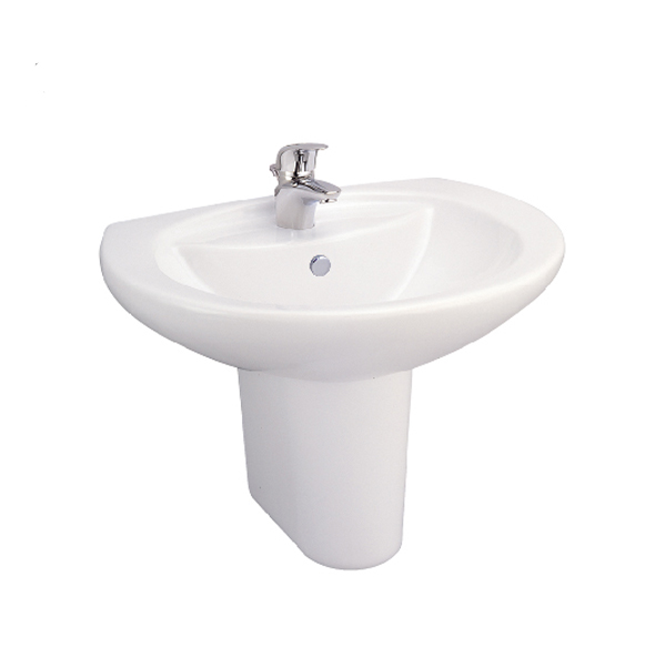 Chậu rửa treo tường COTTO C0107-C4201