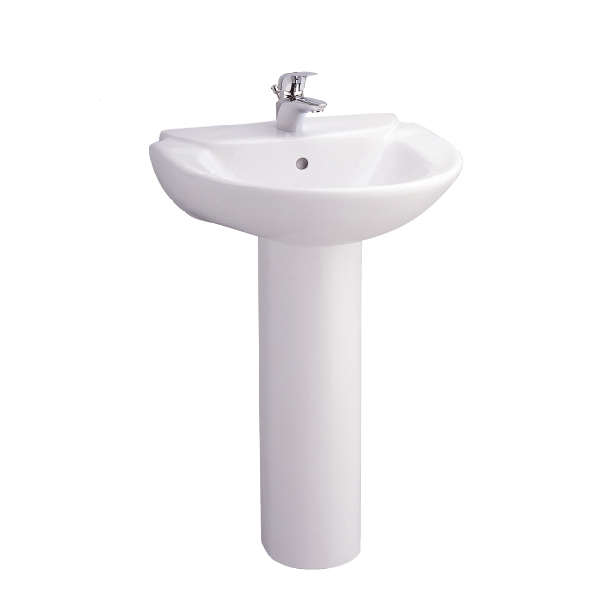 Chậu rửa chân dài COTTO C2037-C411