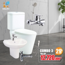 Combo thiết bị vệ sinh Cotto 03