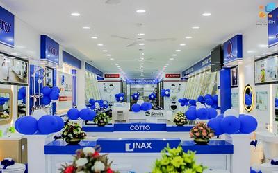 Showroom Hải Linh - showroom thiết bị vệ sinh Cotto chính hãng