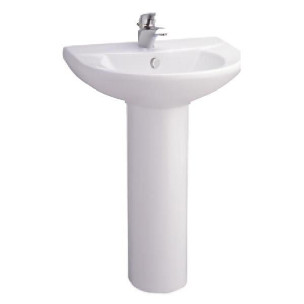 Chậu rửa chân dài C014-C411