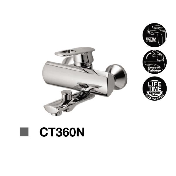 Sen tắm nóng lạnh gắn tường CT360N