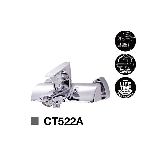 Sen tắm nóng lạnh gắn tường CT522A