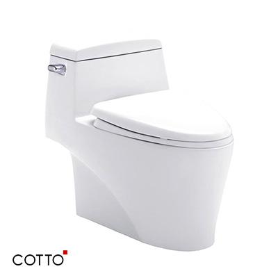 Bàn cầu một khối COTTO C10527
