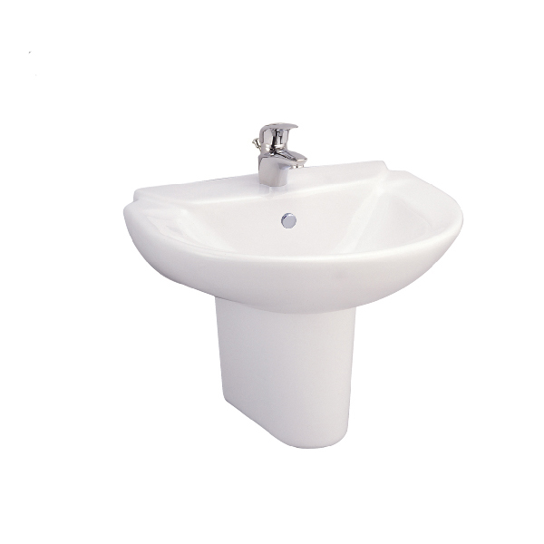 Chậu rửa treo tường Cotto C0237-C4201