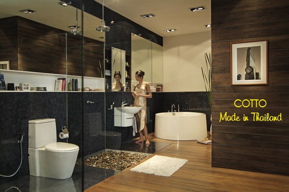 Cotto thương hiệu thiết bị vệ sinh chính hãng của Thái Lan
