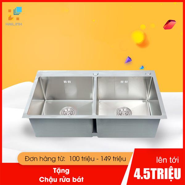 Tang qua 4.5 trieu cho don hang 100 - 149 trieu