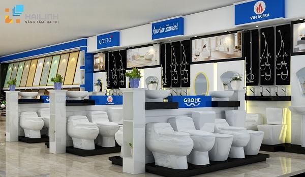4 mẫu thiết kế nhà vệ sinh đẹp tiện dụng và thích hợp với phong cách sống